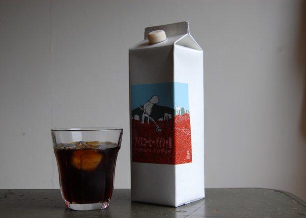 アイスコーヒー ゲイシャ種